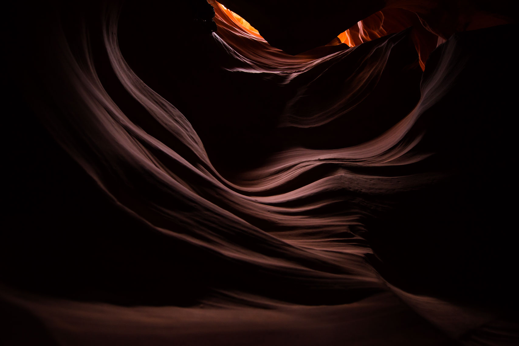 Antelope Valley Upper Canyon